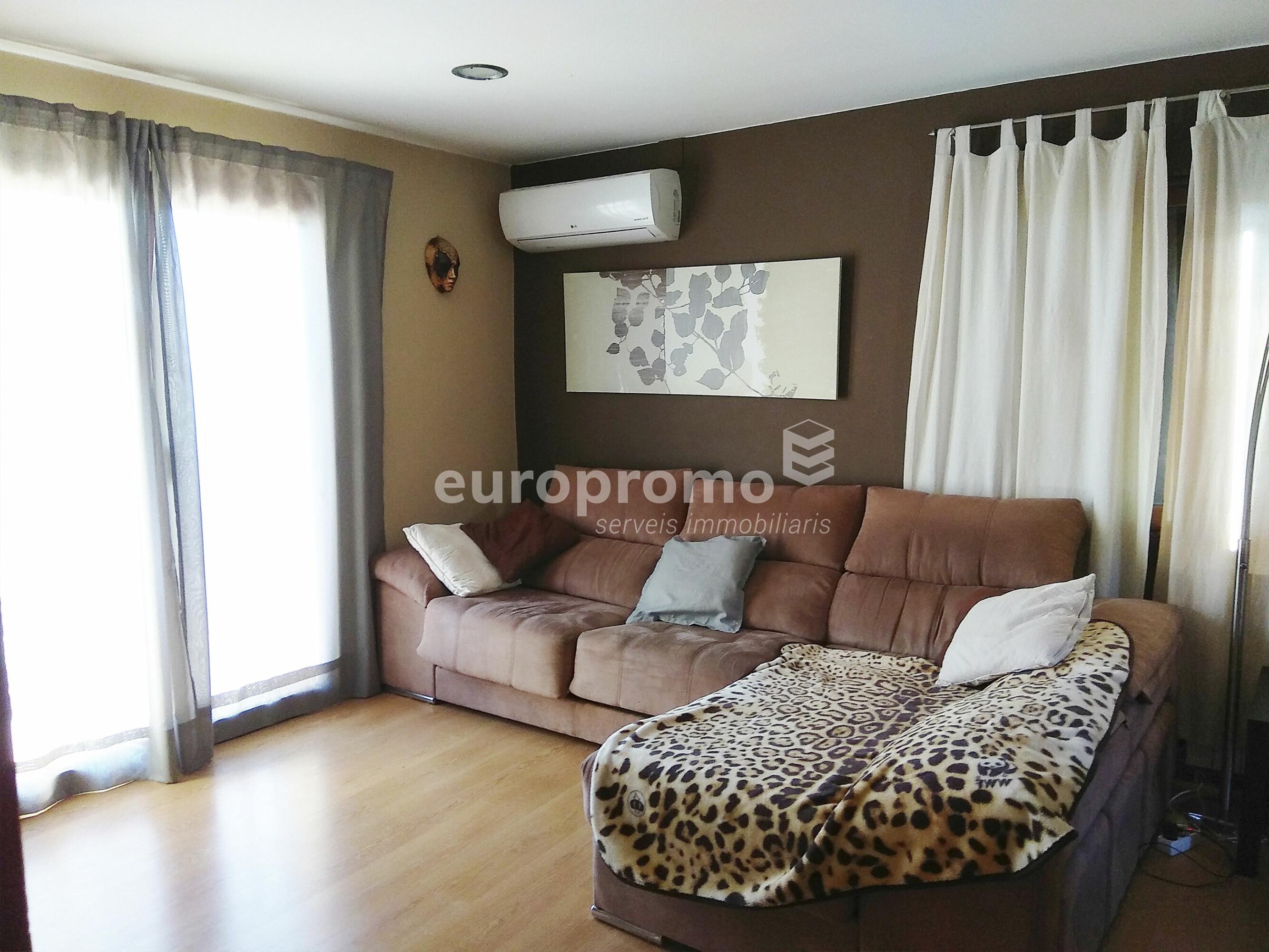 Casa de 90 m² amb parcel·la de 500 m²