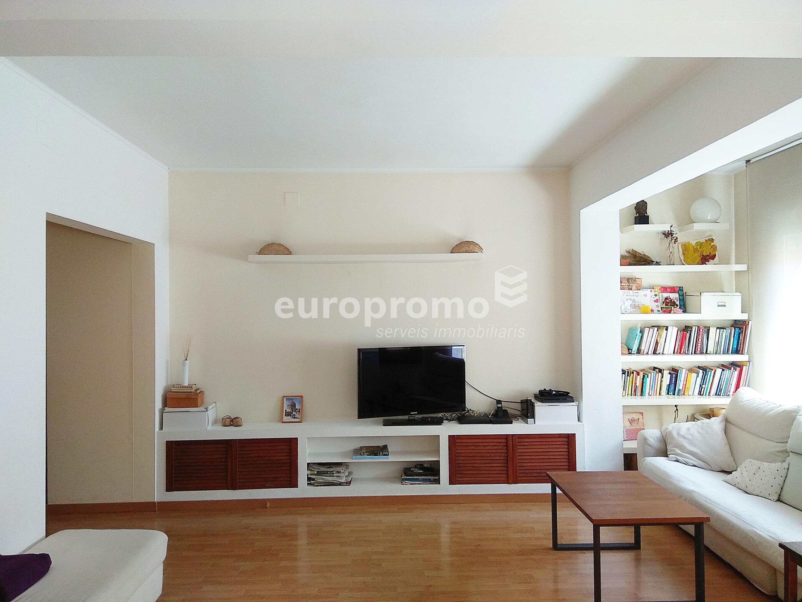 Fantàstic pis de 90 m² al centre de Girona